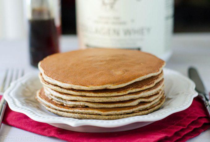 Protein Pancakes – vegan