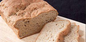 Wheat free bread